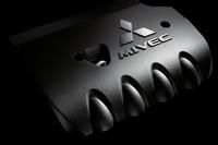 「4J10」型MIVECエンジン。「RVR」「ギャランフォルティス」「ギャランフォルティス スポーツバック」に搭載される。