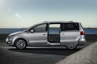 新型「VWシャラン」デビュー【ジュネーブショー2010】の画像