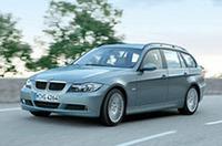 独BMW、新型「3シリーズ・ツーリング」をフランクフルトに出展の画像
