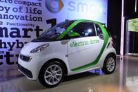 「スマート電気自動車」