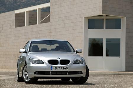 BMW530i(6MT&6AT)【海外試乗記】
