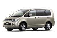 「三菱デリカD:5」に2WDモデル追加