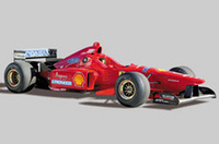 ネットオークションにフェラーリのF1マシンが!の画像
