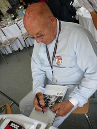 1929年生まれのイギリス人。1940〜60年代にさまざまなレースで活躍した。