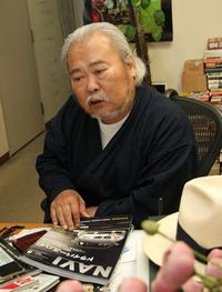 自動車評論家 徳大寺有恒氏が死去の画像