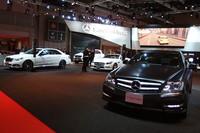 メルセデス&AMGはバリエーション豊か【東京モーターショー2011】