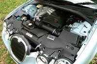 ジャガーSタイプ 2.5 V6(6AT)【ブリーフテスト】の画像