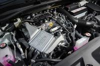 搭載される1.2リッターターボエンジンは、最高出力116ps、最大トルク18.9kgmを発生する。
