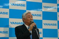 ヤナセの西山俊太郎社長は、今シーズン球場に2回足を運んで試合を観戦。その時も「阿部慎之助選手の活躍には目を奪われた」という。