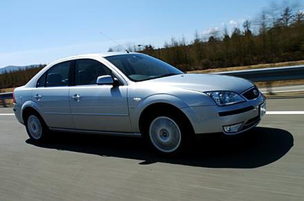 フォード・モンデオセダンV6GHIA(5AT)【ブリーフテスト】