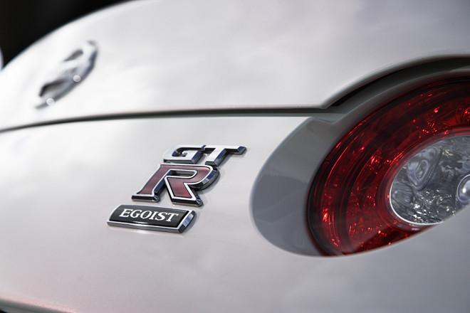 日産GT-Rエゴイスト(4WD/6AT)【試乗記】