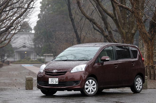 トヨタ・パッソセッテ G Cパッケージ(4WD/4AT)【ブリーフテスト】