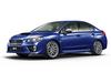 スバルWRX S4に上質なインテリアの限定モデル【東京モーターショー2015】