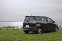 2代目となる新型「トヨタ・シエンタ」。長年親しまれてきた初代に代わり、2015年7月に発売された。