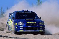 WRCオーストラリア、スバルのソルベルグが制す!