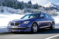 「BMWアルピナ B7 ビターボ アルラット」