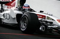 【F1 2005】タクマとピッツォニアにペナルティの画像