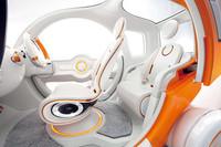 スズキ、2人乗り超小型モビリティを出展【東京モーターショー2011】の画像