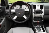 クライスラー 300C 5.7 HEMI(5AT)【試乗記】の画像