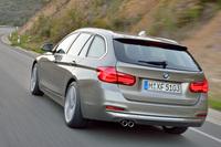 BMW 3シリーズがマイナーチェンジの画像