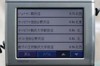 ガーミン「nuvi360」検索性能 【PNDテスト】