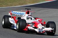 トヨタ・モータースポーツ2006「5年目のF1で初優勝を」の画像