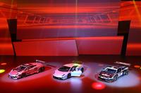 ランボルギーニは競技車両の公道仕様ともいえる「ガヤルドLP570-4 スクアドラ・コルセ」を発表。