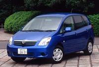 トヨタ・カローラスパシオ 1.5X Gエディション(4AT)【ブリーフテスト】の画像