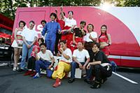 webCGチーム、マーチカッププレス対抗レースでみごと表彰台!?