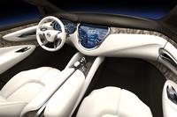 日産から新型クロスオーバーのコンセプトカー【デトロイトショー2013】の画像