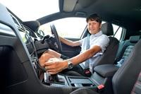 谷口信輝の新車試乗――フォルクスワーゲン・ゴルフGTI(後編)の画像
