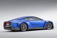 VW、バイク用エンジン搭載の「XLスポーツ」発表【パリサロン2014】の画像