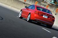 BMW 428iクーペ ラグジュアリー(FR/8AT)【試乗記】の画像