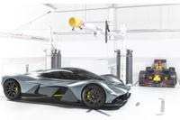 アストンとレッドブルがハイパーカー「AM-RB 001」を開発の画像