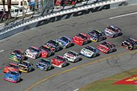 カムリは8位フィニッシュ! NASCARネクステルカップ2007年シーズン始まるの画像