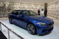 新型「BMW M5」。