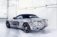【Movie】「ジャガーFタイプ」の市販化決定【ニューヨークショー2012】の画像