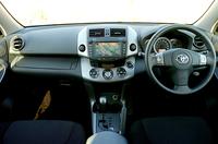 トヨタRAV4 G(4WD/CVT)【ブリーフテスト】の画像