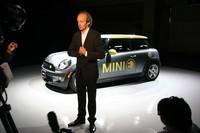 BMW AG プロジェクトi担当執行役員のウルリッヒ・クランツ氏。