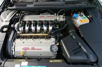 アルファロメオ166 3.0 V6 24V スポルトロニック【ブリーフテスト】の画像