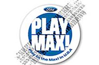 """フォードが""""Play Max!""""キャンペーンを実施"""