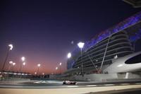 最終戦の舞台となったヤス・マリーナ・サーキット。中東産油国の威厳に満ちた、ウルトラモダンな新世代コースだ。(写真=Toyota)