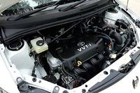 トヨタ・イスト 1.3F【ブリーフテスト】の画像