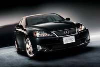 「レクサスIS」にクールな内装の特別仕様車