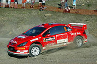 【WRC 2005】チーム・クローズアップ「長年の活動に終止符を打つラリーの名門、プジョー」の画像