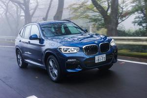 BMW X3 xDrive20d Mスポーツ(4WD/8AT)【試乗記】