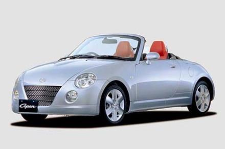 ダイハツ・コペンの「ライバル車はコレ」【ライバル車はコレ】