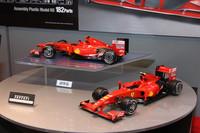 「タミヤ」は早くも今シーズン用のフェラーリF1「F60」を1/20スケールでモデル化。5250円で12月発売予定。