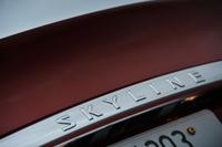 日本国内では、2014年2月末に発売された13代目「スカイライン」。今回は、その最上級グレードに試乗した。