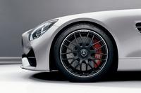 メルセデス、「AMG GT」シリーズを一部改良の画像